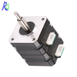 Auto Parts High Quality 1.8 Degree Hybrid Combined Electrical Motor Stepper Motor NEMA 17 Series pictures & photos