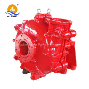 Hot Sale High Abrasion Corrosion Resistance Heavy Duty Slurry Pump pictures & photos