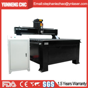CNC Stone Carving Machine 3D Signage pictures & photos