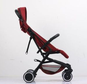 New Design Light Weight Aluminum Baby Pram with European Standard pictures & photos
