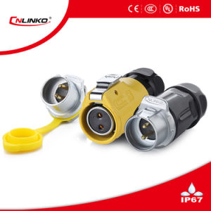 2pin Female Connector for Power Equipment pictures & photos