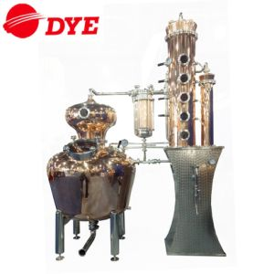 Red Copper Whiskey Brandy Gin Vodaka Alcohol Distillation Equipment for Sale pictures & photos