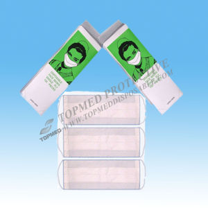 Disposable Paper Face Mask, Paper Mask with 1 Ply/2 Ply pictures & photos