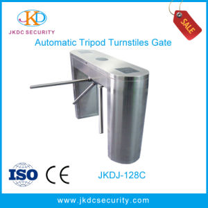 Automatic Access Control System with Stainless Steel Tripod Turnstile pictures & photos