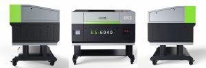 Stable CO2 Laser Cutting Machine and Engraving Machine Es-6040 pictures & photos