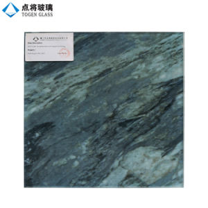 Ceramic Frit Laminated Glass with Full Vision Pattern pictures & photos