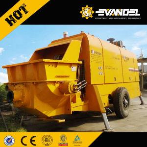 New 8ton Liugong HBT80 Trailer Mounted Concrete Pump on Sale pictures & photos