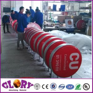 LED Advertising Factory Custom Made Vacuum Formed Illuminated LED Lightbox pictures & photos