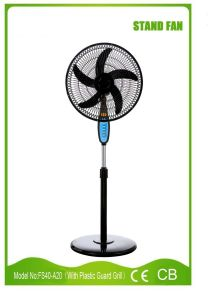 """16"""" Stand Fan with Plastic Guard Grill (FS40-A20) pictures & photos"""