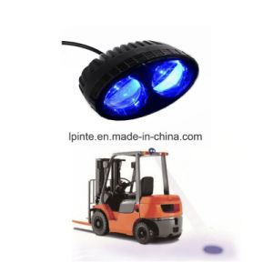 8W Blue LED Safety Warning Light Spot Beam Forklift pictures & photos