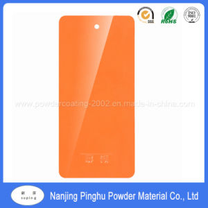 Orange Electrostatic Spray Powder Coating pictures & photos