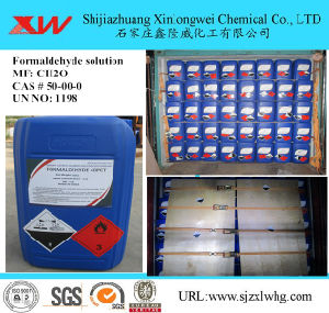 High Quality Formaldehyde CH2o Solution, Industrial Grade Formol pictures & photos