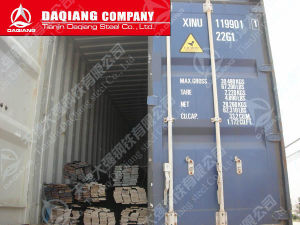 Sup-9 Flat Steel Bar for Truck Suspension Leaf Spring pictures & photos