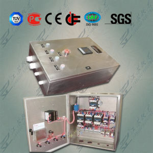 Australia Stainless Steel Control Panel with CE pictures & photos
