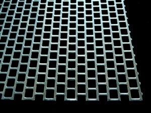 Stainless Steel Rectangle Hole Perforated Metal pictures & photos