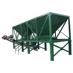 Proportioning Bin/Concrete Batching Machine
