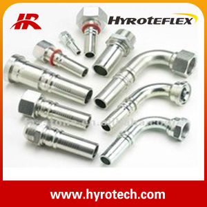 Carbon Steel Hydraulic Hose Fittings pictures & photos
