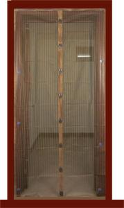 French Door Curtains/Patio Door Curtains/Door Panel Curtains