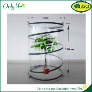 Onlylife Hot Sale Pop up Greenhouse for Home Garden pictures & photos