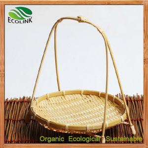 Bamboo Fruit Plate Tea Basket Bamboo Basket (EB-B4214) pictures & photos