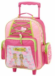Trolley School Bag (Model No: Bg-01)