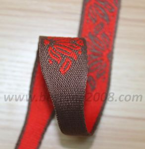 Jacquard Variable Webbing#1401-112 pictures & photos