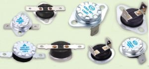 "1/2"" Disc Bimetal Thermostat (KSD301-2series)"