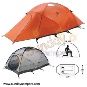 Mountaineering Tent Camping Tent for Outdoor pictures & photos