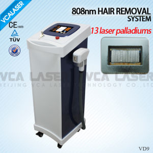 Pain Free 808 Diode Home Laser Hair Removal Machine pictures & photos