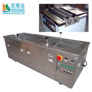Anilox Roller Ultrasonic Cleaner with Customized Length, Adjustable with CE