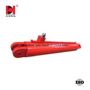 Custom Hydraulic Cylinder for Welding Machine with Sensor