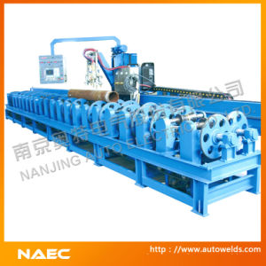 Two-Axis CNC Flame and Plasma Pipe Cutting Machine pictures & photos