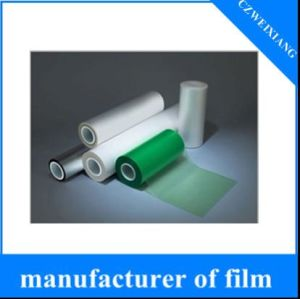 Decorative Polythenely Static Film Static Treated HDPE PE Protective Film for Auto Paint