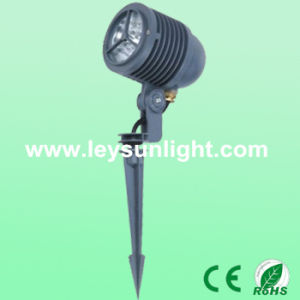 6W High Lumen RGB LED Landscape Garden Spot Light