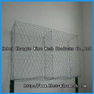PVC Coated Gabion Box/ Gabion Manufacturer pictures & photos