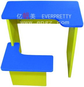 2015 Kids Furniture Wooden Kids Study Table and Chair (SF-12K) pictures & photos