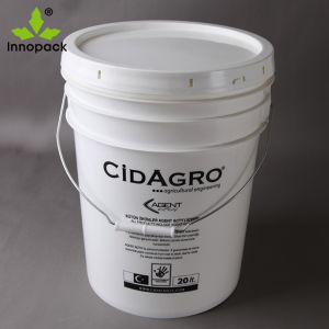Plastic Paint Container Coating Packing pictures & photos