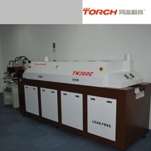 SMT 6heating Zone Reflow Soldering Oven Tn360c pictures & photos