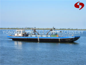 Propelled Barge with Capacity 150ton