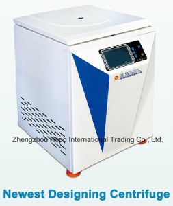 Laboratory Low Speed Large Capacity Refrigerated Centrifuge (CE Certified) pictures & photos