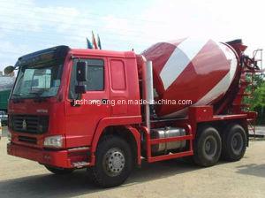 HOWO 6X4 Concrete Mixer Truck /8 M3 Cubage Mixer Truck pictures & photos
