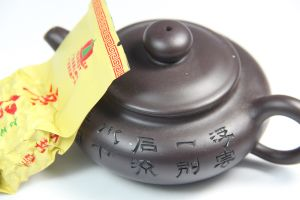 Tea (Fragrant Jin Xuan Oolong Tea)