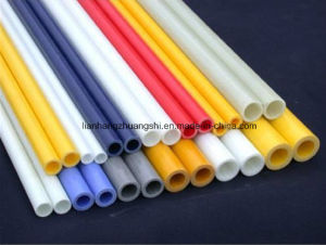 FRP Tube/Pole Fiberglass Hollow Rods pictures & photos