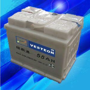 DIN Automotive Battery pictures & photos