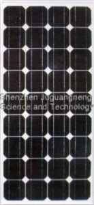 Mono Solar Module, Solar Panel for Rooftop, Solar Roof (JGN-100M-36) pictures & photos