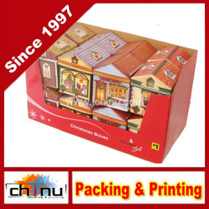 OEM Customized Christmas Gift Paper Box (9525) pictures & photos