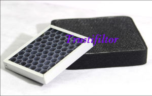 Plastic Honeycomb Activated Carbon Filter