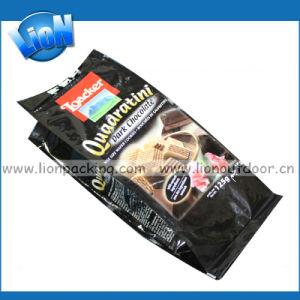 Custom Printed Gusset Plastic Bags