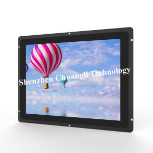 "15"" Infrared Customized Multi-Touch Monitor for Intelligent Service pictures & photos"