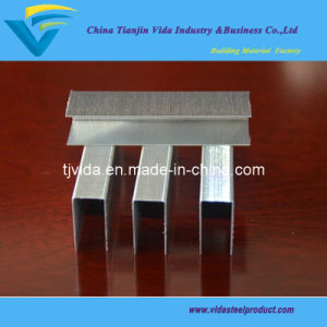 Galvanized Iron Staple Pins with Competitive Prices pictures & photos